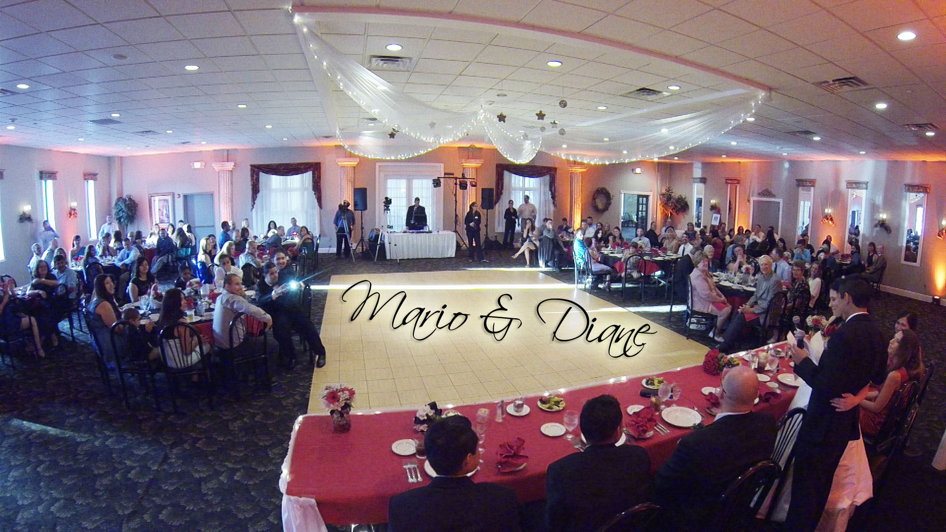 Mario & Diane – Buffalo NY Wedding Video