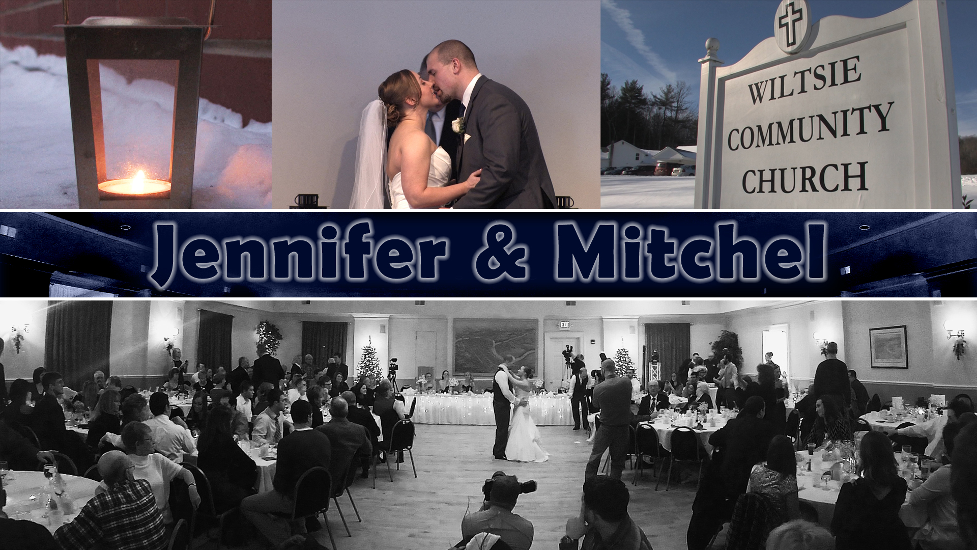 Jen & Mitch – Warren, PA Wedding Video