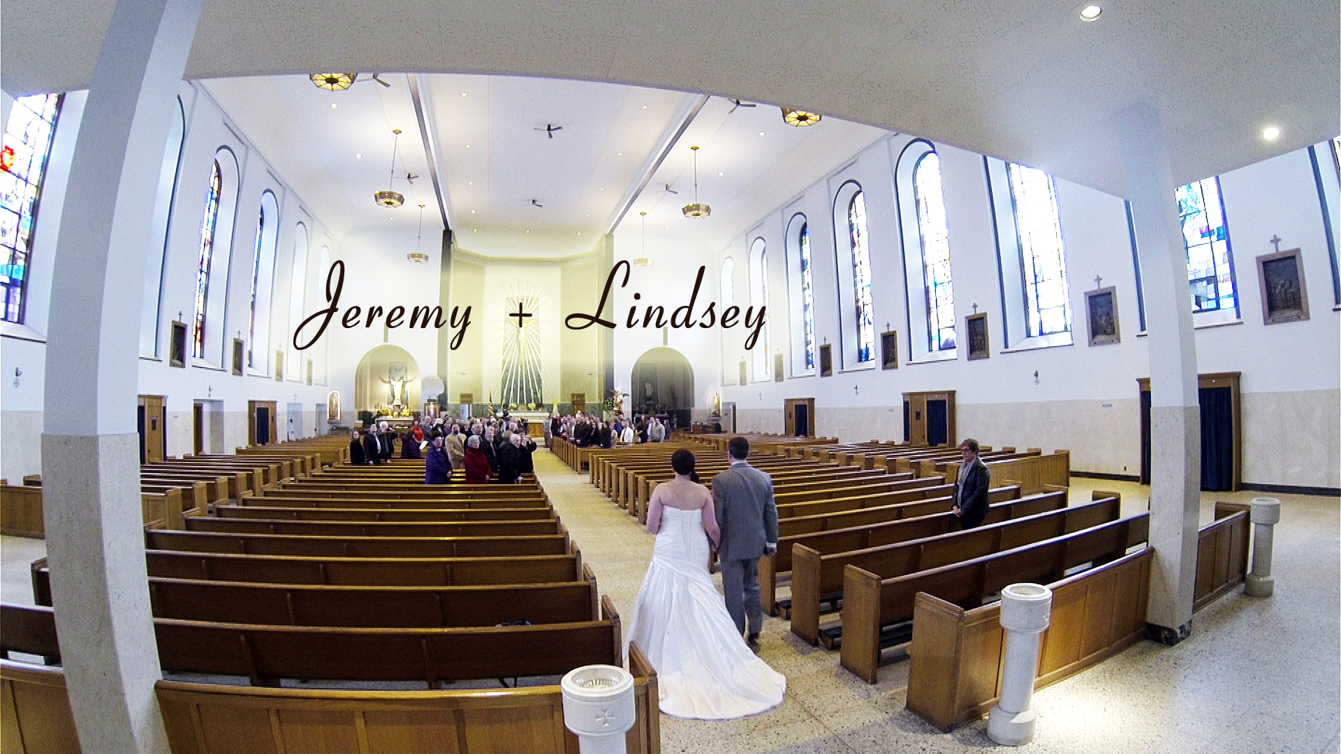 Jeremy + Lindsey – Buffalo Wedding Video