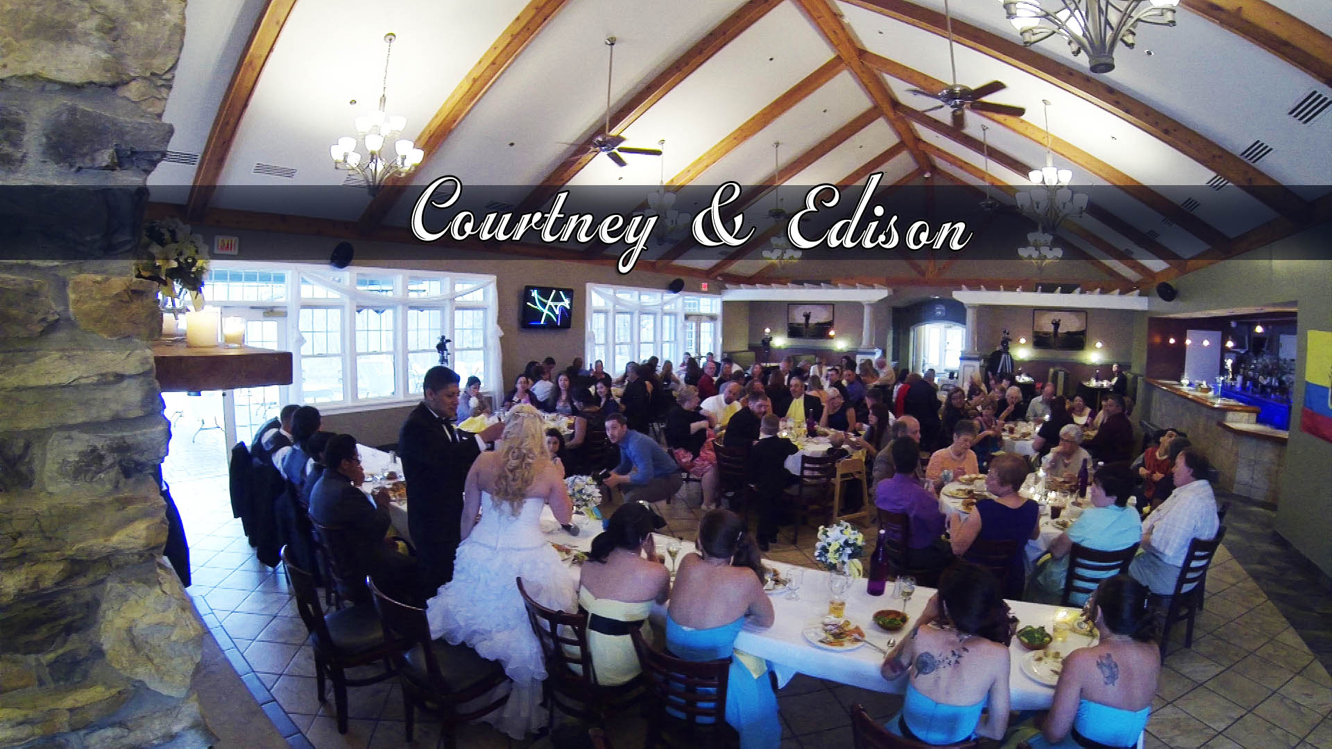 Courtney & Edison – Rochester Wedding Video