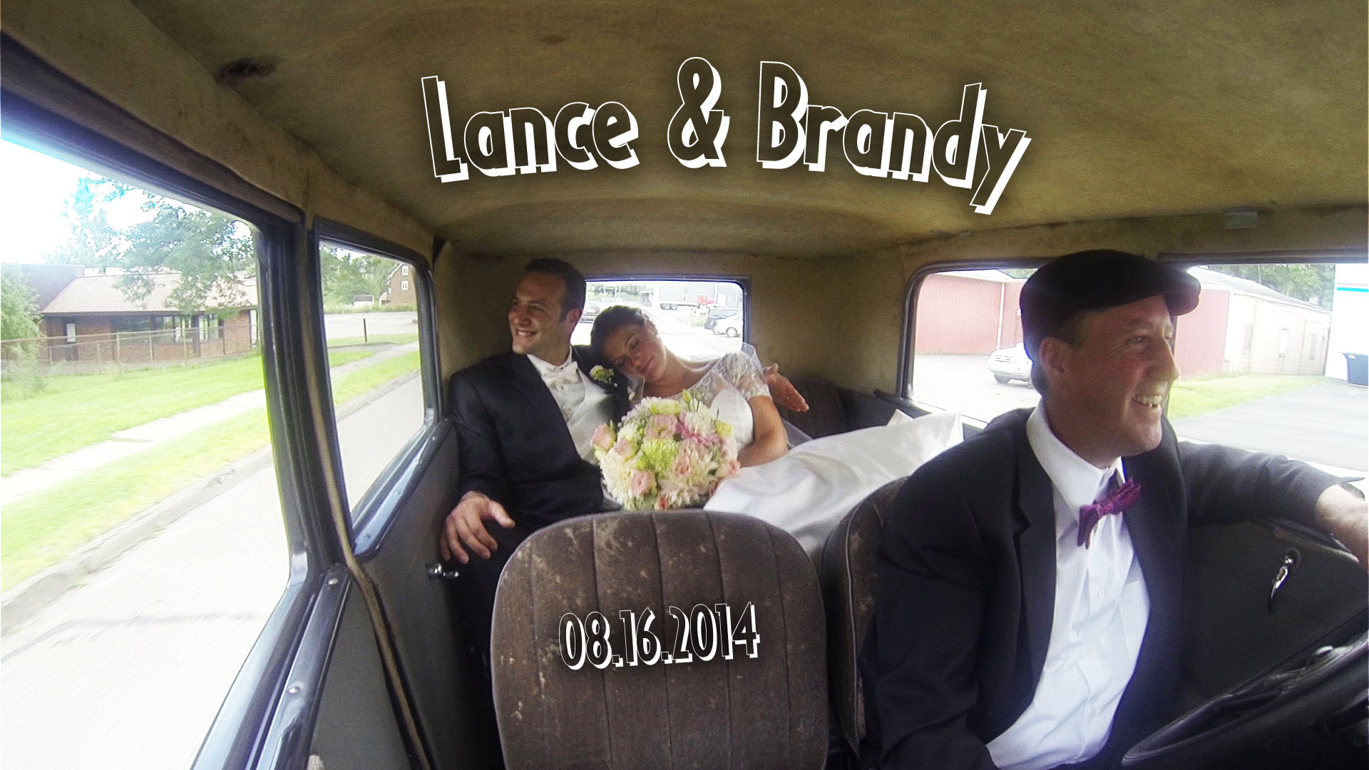 Lance & Brandy – Kane, PA Wedding Video