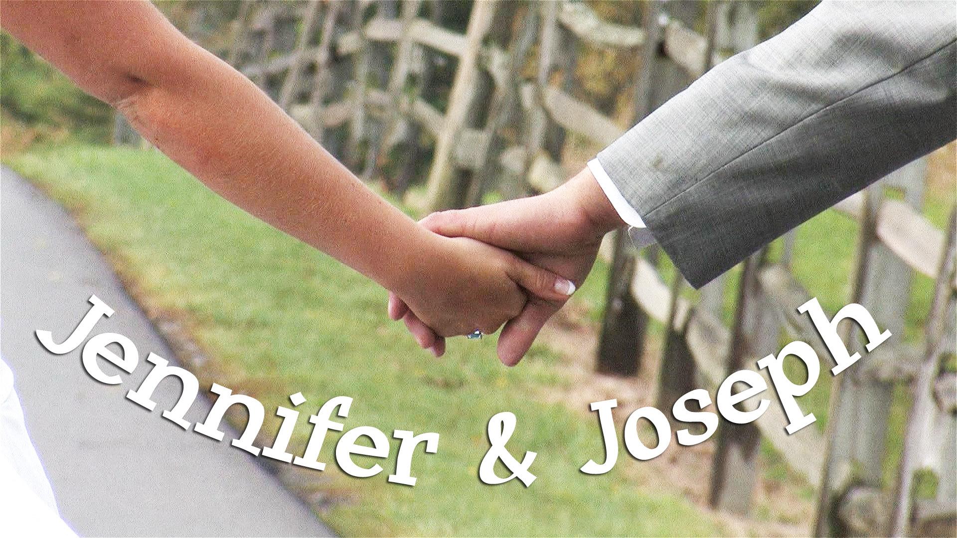 Joe & Jennifer – Buffalo Wedding Video