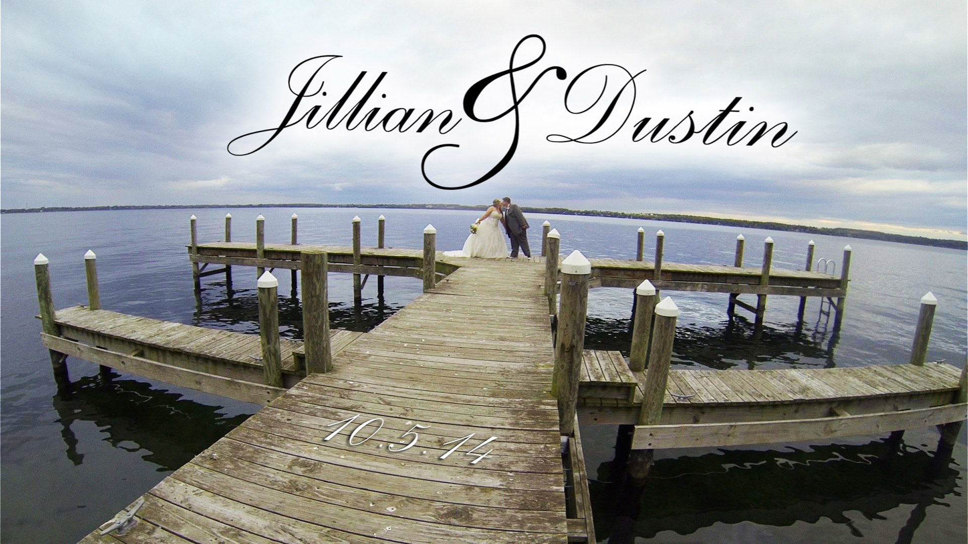 Jillian & Dustin – Belhurst Castle Wedding