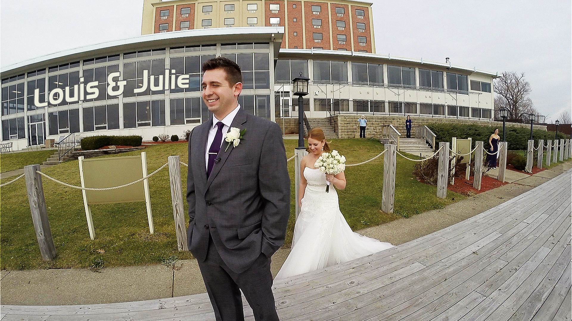 Louis & Julie – Grand Island Wedding Video