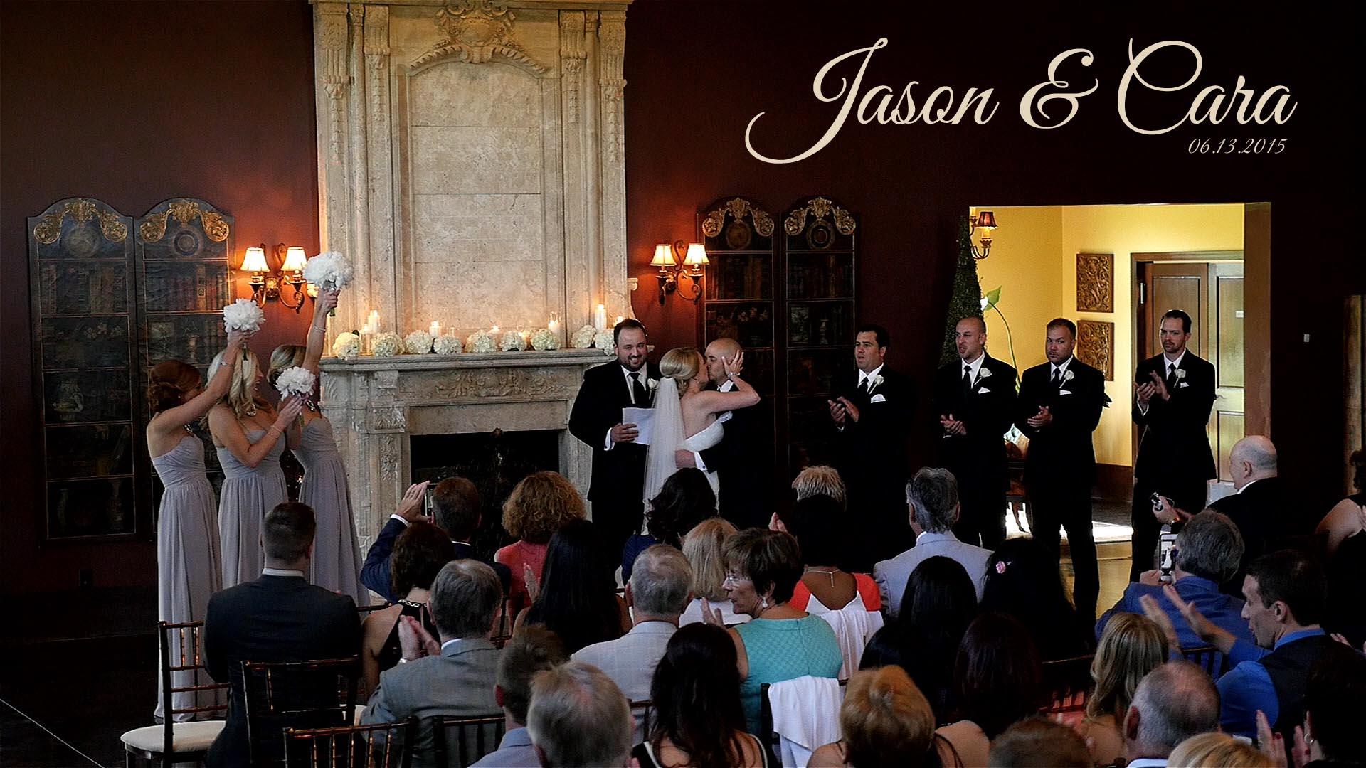 Jason & Cara – Avanti Mansion Wedding – Buffalo