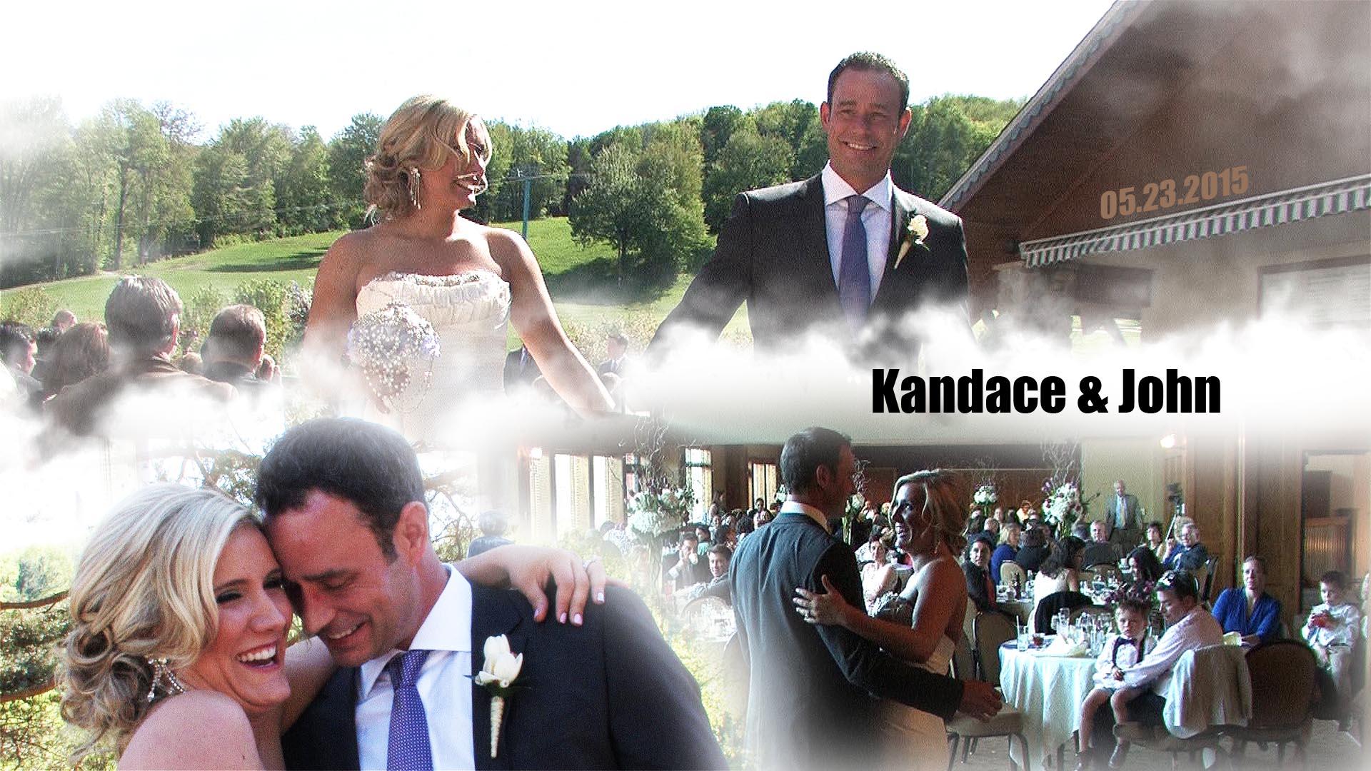 John & Kandace – Holiday Valley Ellicottville Wedding Video