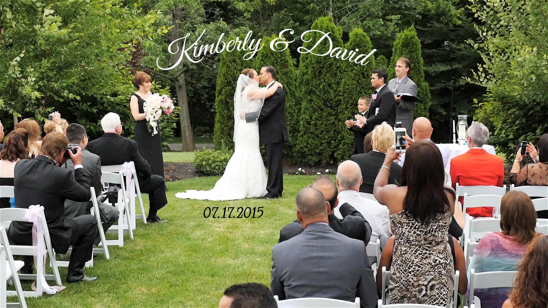 Kimberly & David – Avanti Mansion Buffalo