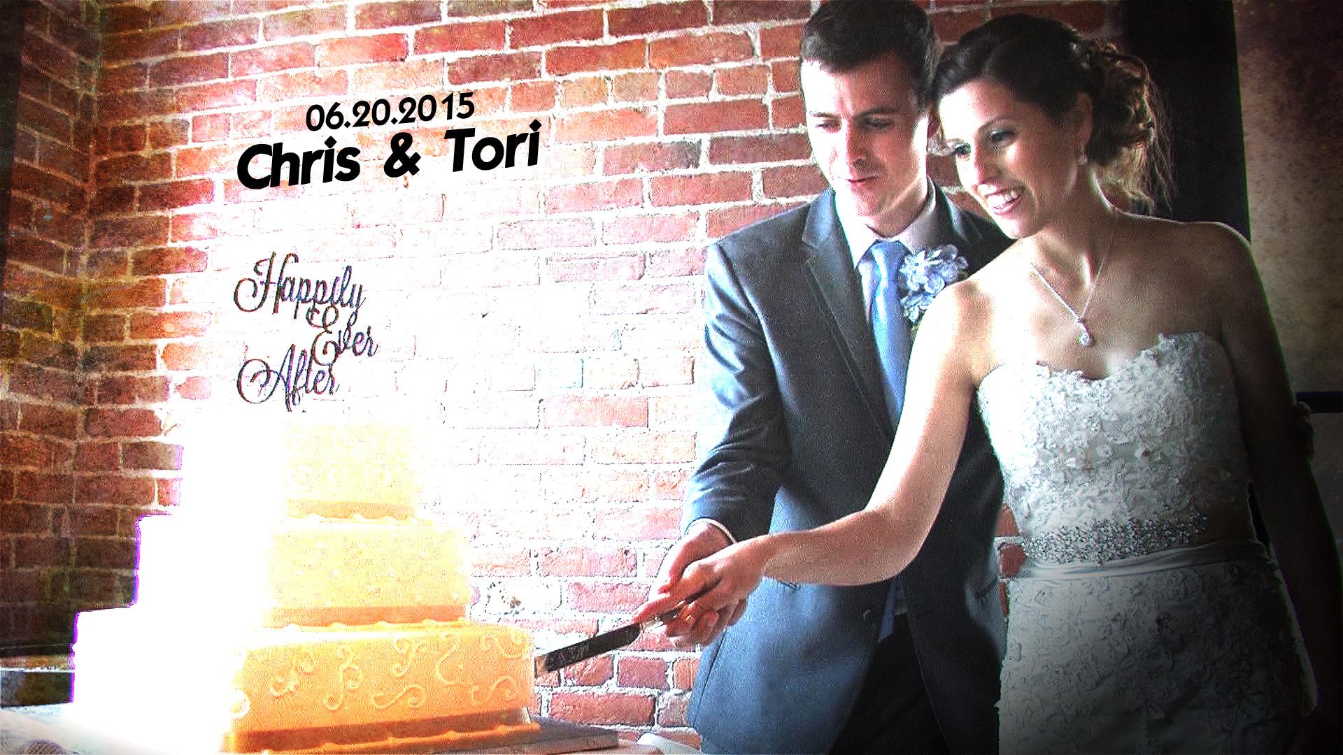 Chris & Tori – Buffalo Wedding Video