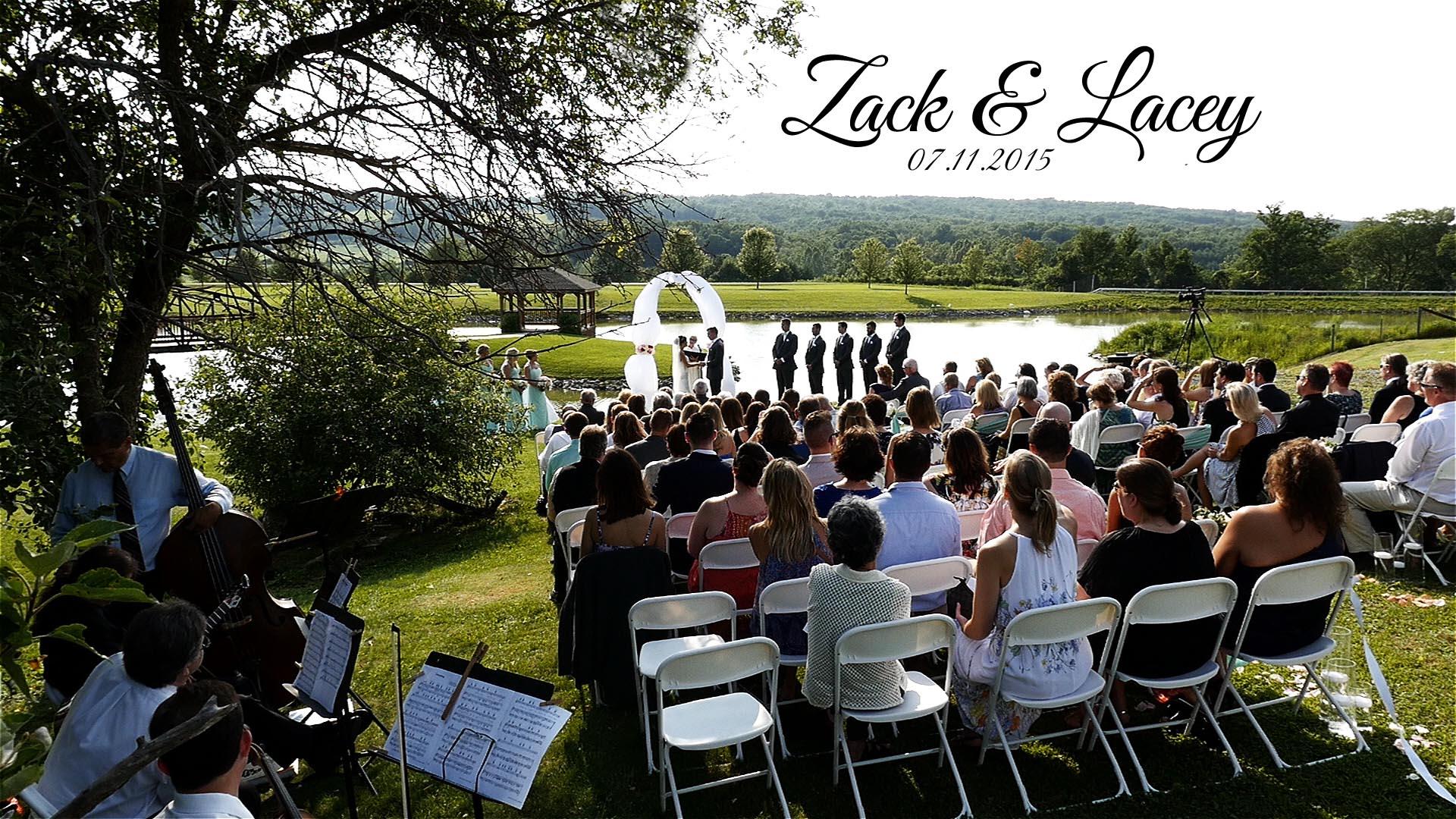 Zack & Lacey – Varysburg Wedding Video
