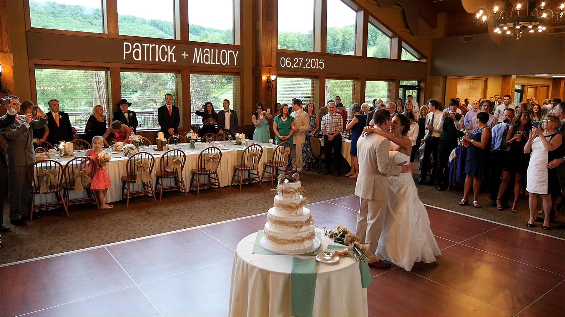 Patrick & Mallory – Holiday Valley Ellicottville Wedding Video