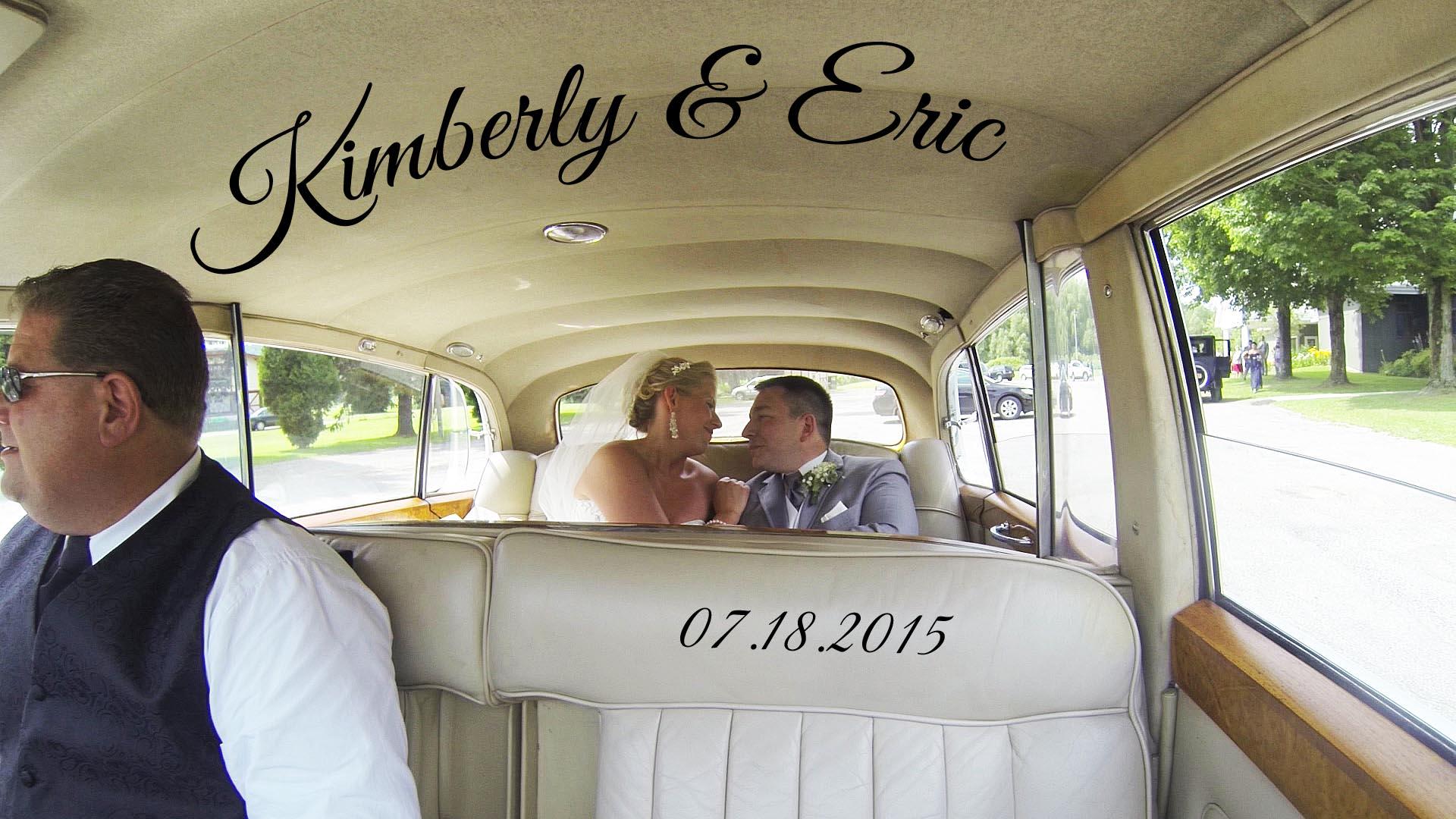 Kimberly & Eric – Ellicottville, NY Wedding