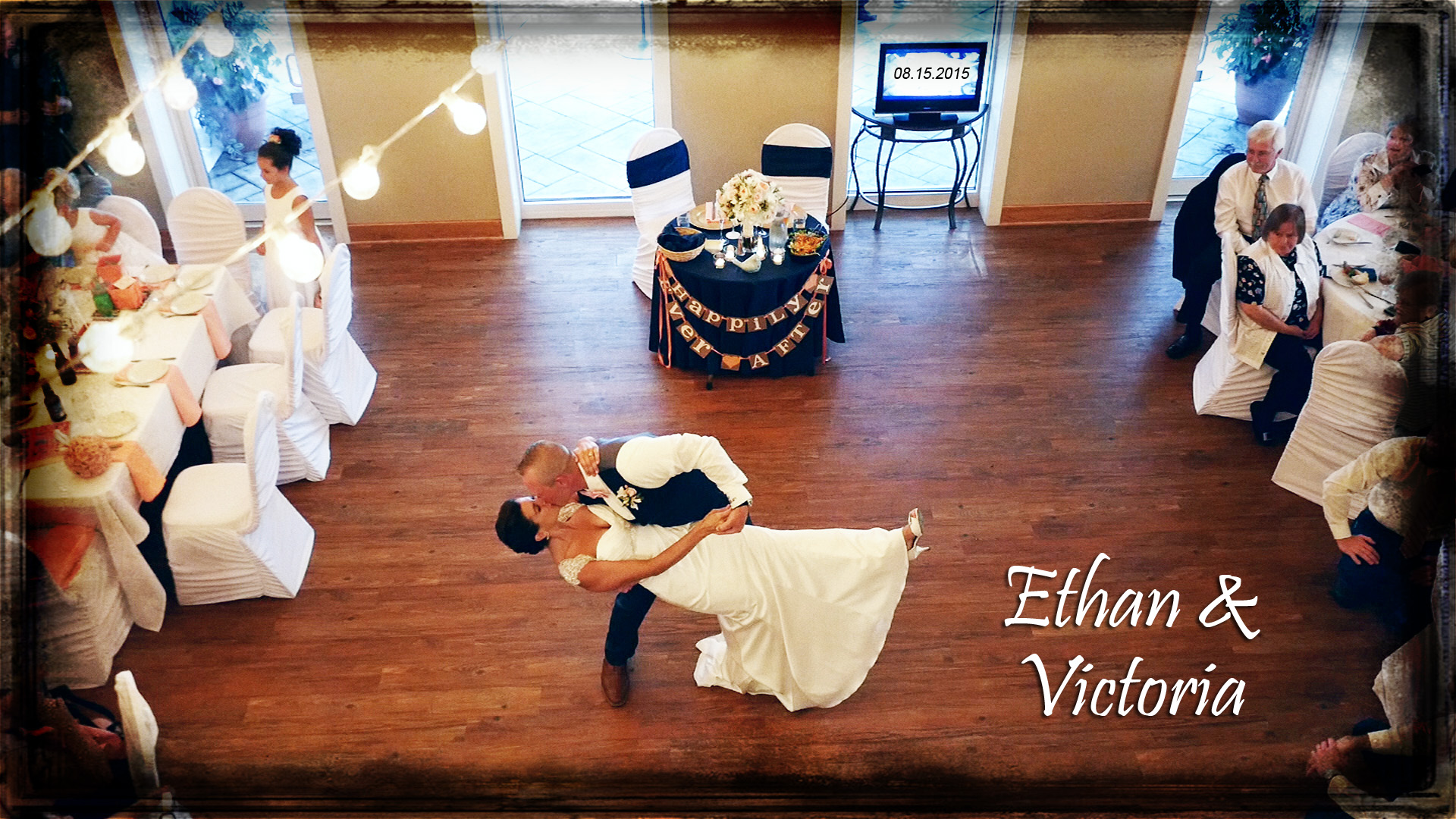 Ethan & Victoria – Mendon Westminster Hall & Chapel