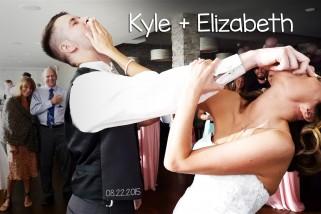 Kyle & Elizabeth – Wellsville NY Wedding