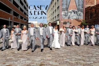 Casey & Erin – St Joseph Cathedral – Buffalo Wedding Video