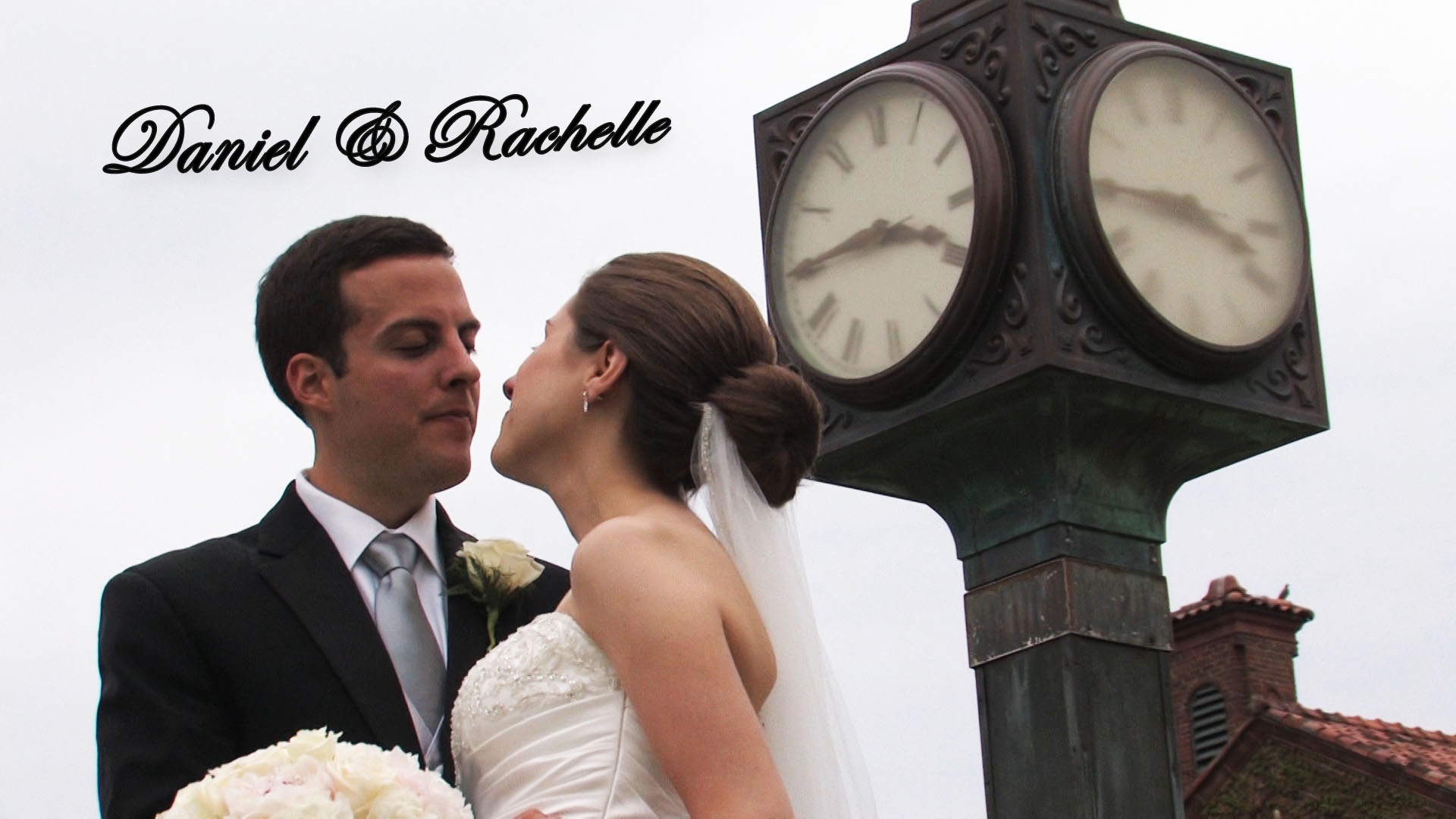Dan & Rachelle – St Bonaventure Wedding