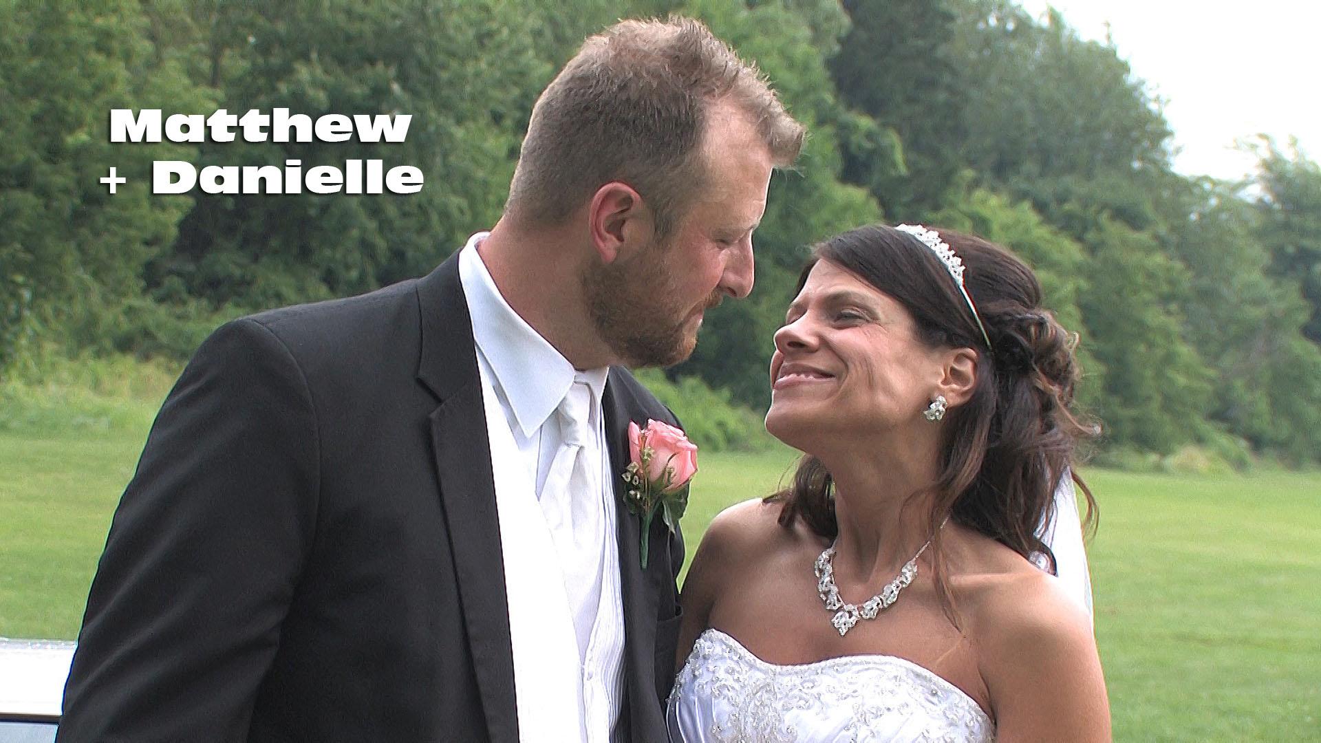 Matt & Danielle – Lockport Wedding Video