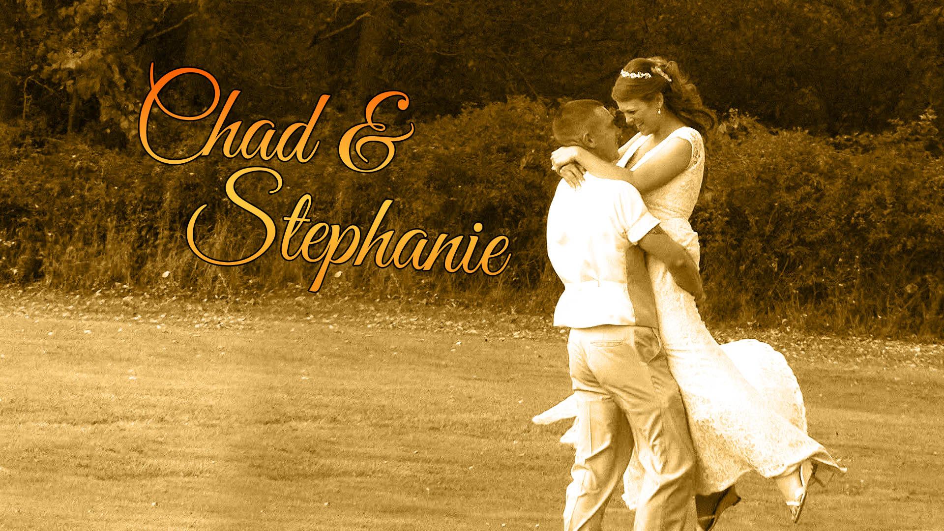 Chad & Stephanie – Bradford, PA Wedding Video