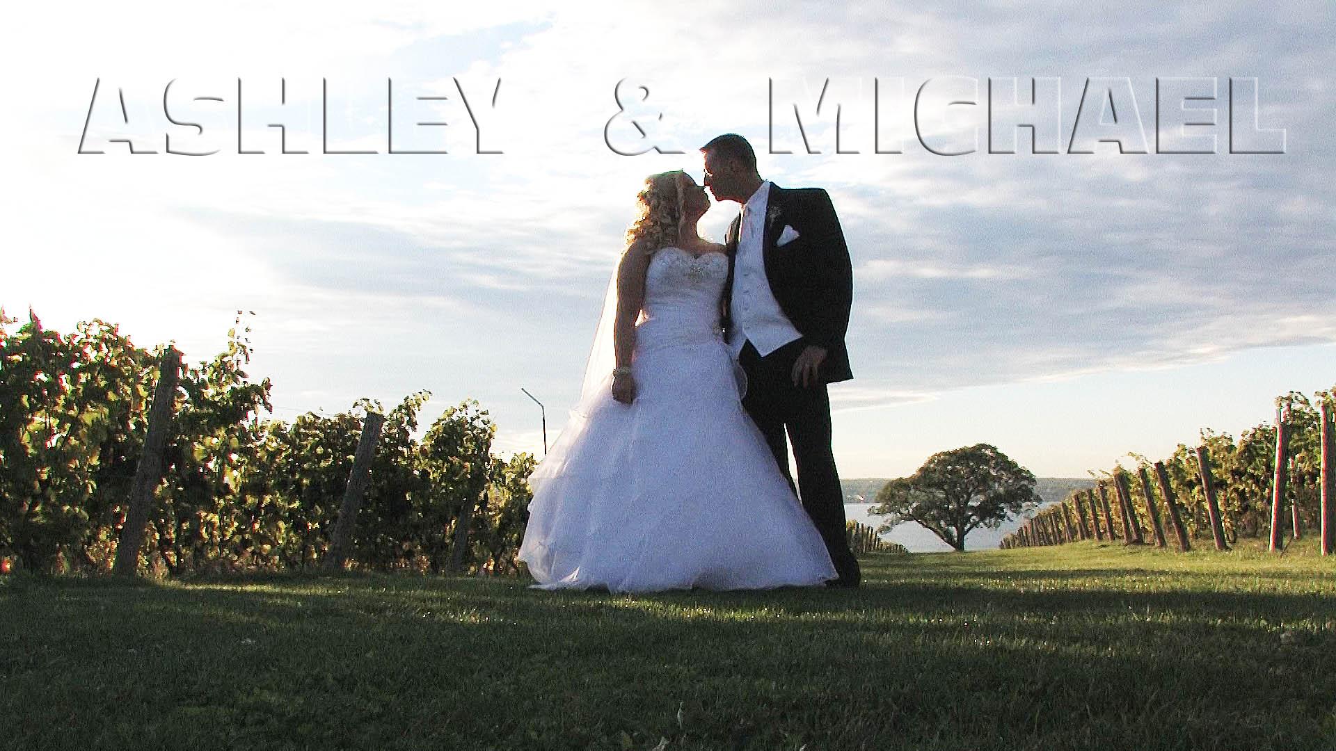 Michael & Ashley – Finger Lakes Wedding Video