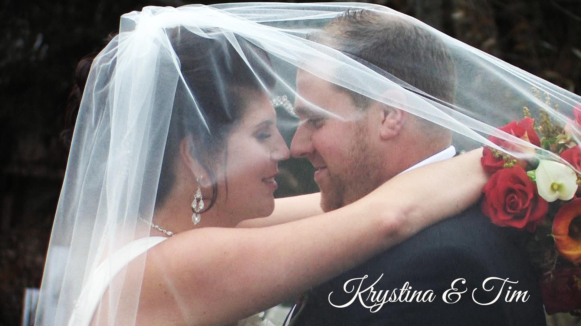 Tim & Krystina – Amherst Wedding Video