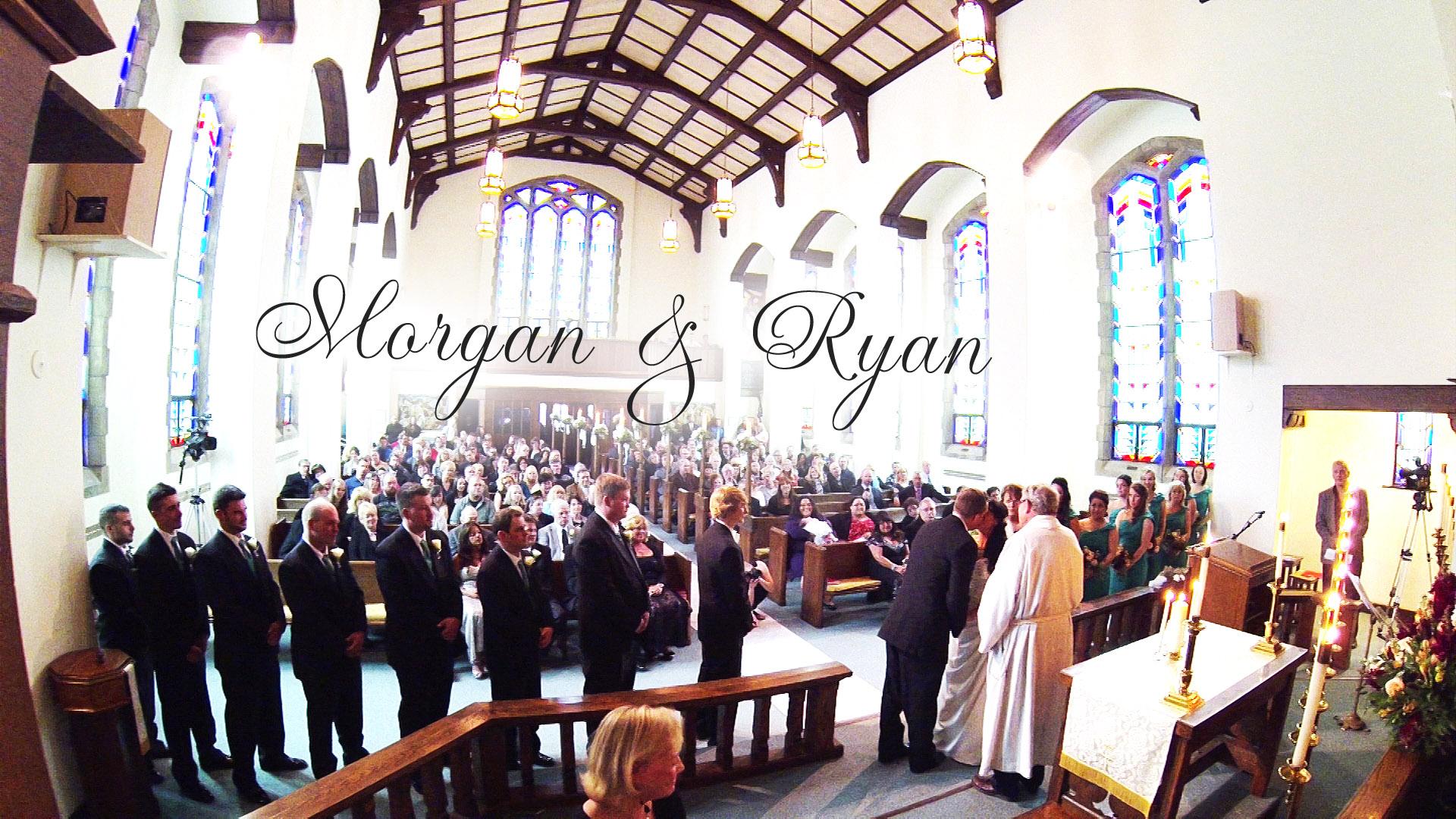 Morgan & Ryan – Chautauqua Institute – Wedding Video