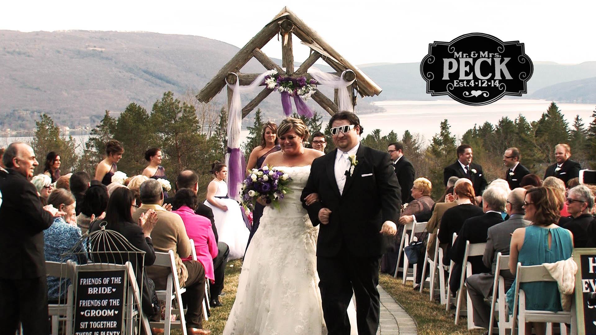 Catie & Alex – Finger Lakes Wedding Video