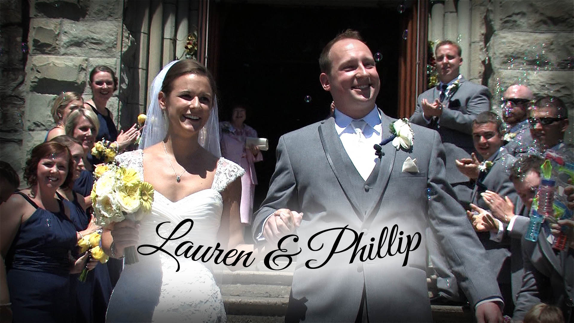 Lauren & Phillip – Wedding Highlights – Wellsville – Ellicottville Wedding Video