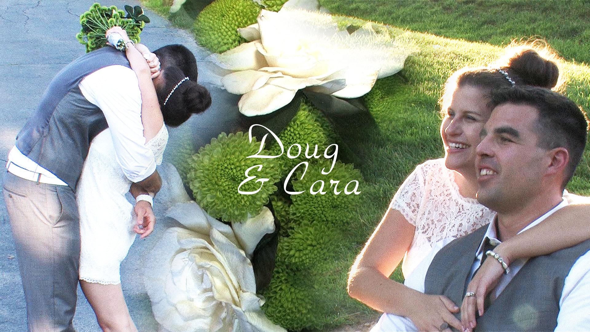 Cara & Doug – Buffalo Wedding Videographer