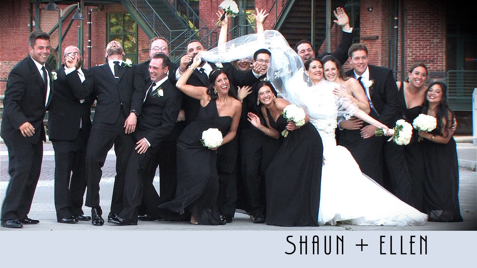 Shaun & Ellen – Rochester Wedding Video