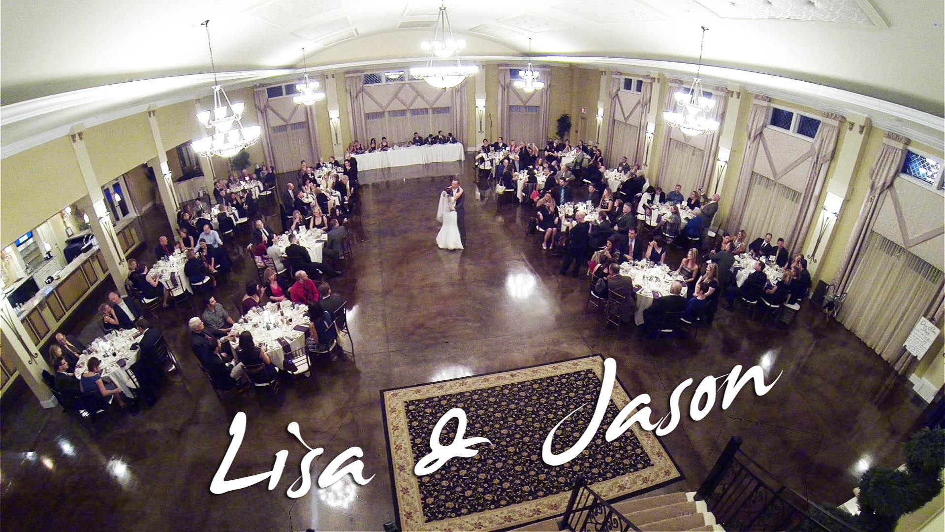 Lisa & Jason – Avanti Mansion Wedding Buffalo