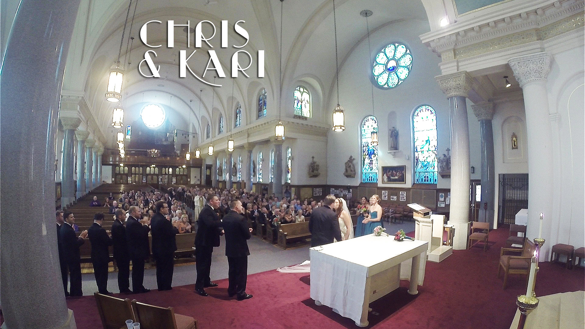 Chris & Kari – Canandaigua Wedding Video
