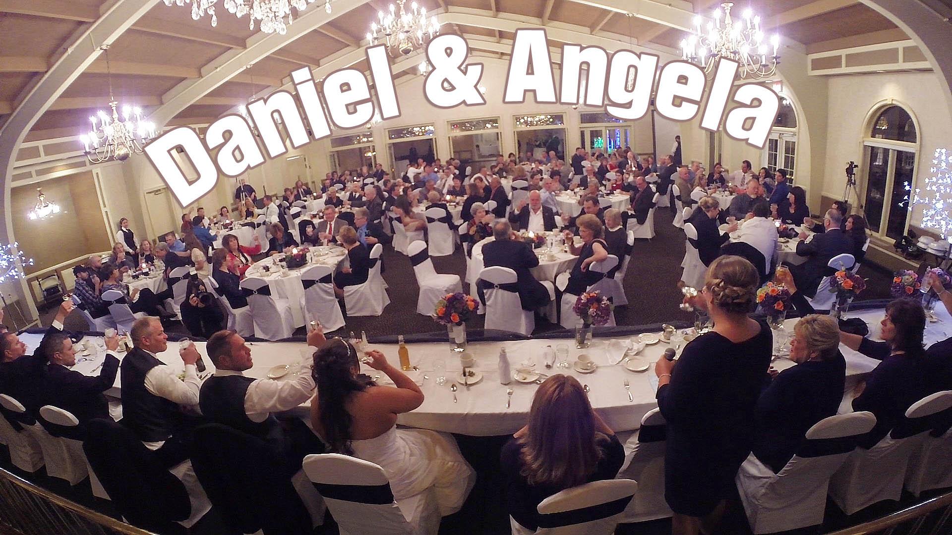 Dan & Angela – Hamburg NY Wedding Video Highlights