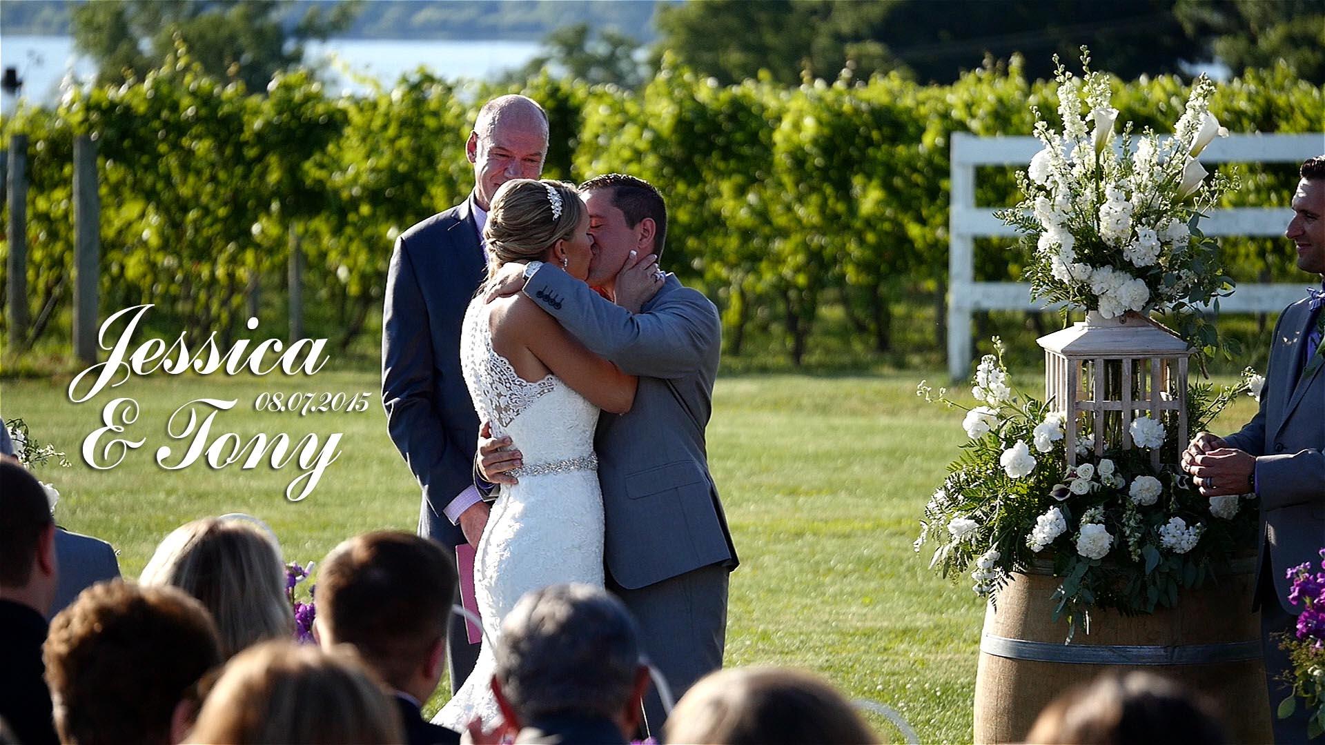 Jessica & Tony – Finger Lakes Wedding Video