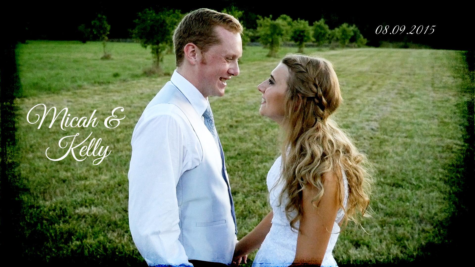 Micah & Kelly – Ithaca NY Wedding Video