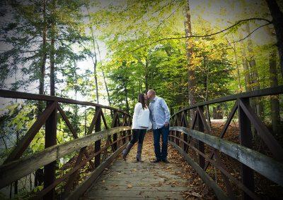 Bridge Kiss