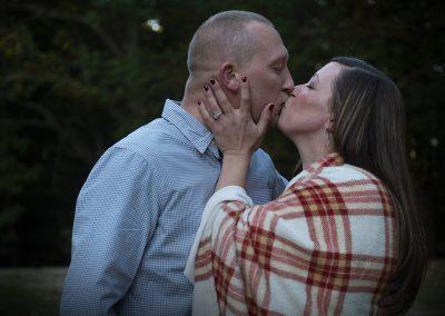 Kissing Blanket
