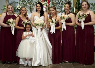 10 Bridesmaids