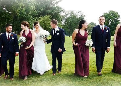 02 Bridal Party Walk